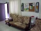Sala on es troba el Punt d'Informació Mediambiental